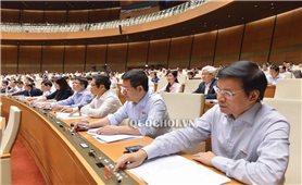 Kỳ họp thứ 6, Quốc hội khóa XIV: Thông qua Nghị quyết về kế hoạch phát triển kinh tế-xã hội năm 2019
