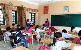 Ngành giáo dục Tân Uyên (Lai Châu): Vượt tiến độ sát nhập trường học trước 10 năm
