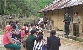 BĐBP Điện Biên: Chủ động tấn công, trấn áp tội phạm ma túy