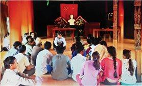 Sau 3 năm thực hiện Đề án giảm thiểu tảo hôn ở Bình Định: Nhiều chuyển biến tích cực