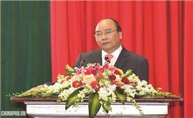 Thủ tướng Chính phủ Nguyễn Xuân Phúc: Chủ trì Hội nghị xúc tiến đầu tư tỉnh Đăk Nông năm 2019