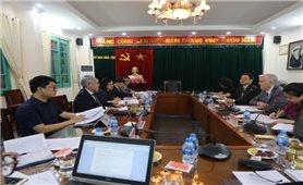Cán bộ công chức, viên chức Ủy ban Dân tộc bắt tay ngay vào thực hiện nhiệm vụ