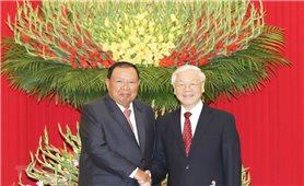 Giữ gìn và vun đắp mối quan hệ đoàn kết đặc biệt Việt Nam – Lào