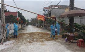 Bệnh dịch tả lợn châu Phi bùng phát tại 16 xã của tỉnh Thanh Hóa