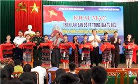 """Triển lãm """"Hoàng Sa, Trường Sa của Việt Nam - Những bằng chứng lịch sử và pháp lý"""" tại Quảng Nam"""