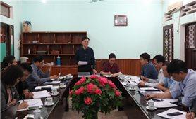 Văn phòng Điều phối Nông thôn mới Trung ương: Hỗ trợ tỉnh Hà Giang triển khai điểm Chương trình OCOP