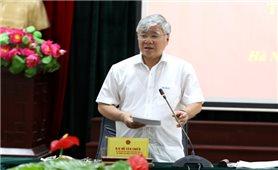 Ủy ban Dân tộc: Triển khai nhiều nhiệm vụ trọng tâm trong tháng 9