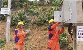 Mường La (Sơn La): Những bản nghèo chuyển mình khi có điện