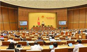 Kỳ họp thứ 8, Quốc hội khóa XIV: Nâng cao chất lượng, hiệu quả hợp tác, thu hút đầu tư