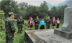 Đồn biên phòng Pò Hèn (Quảng Ninh): Gắn bó tình quân dân nơi biên giới