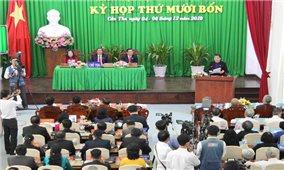 Khai mạc Kỳ họp thứ 14 Hội đồng nhân dân TP. Cần Thơ khóa IX nhiệm kỳ 2016 – 2021