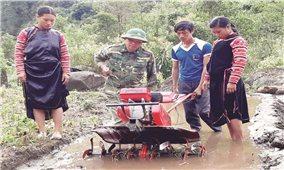 Bộ đội Biên phòng Lai Châu: Nhiều việc làm thiết thực cho người dân vùng biên