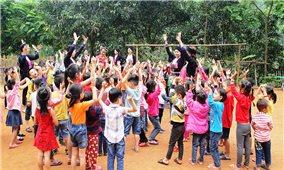 Văn chấn (Yên Bái): Tăng cường tiếng Việt cho học sinh DTTS