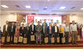 Ủy ban Dân tộc: Gặp mặt Đoàn đại biểu Người có uy tín trong đồng bào DTTS Thành phố Hà Nội
