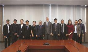 Ủy ban Dân tộc: Triển khai tham vấn thu hút nguồn lực ODA tài trợ Chương trình mục tiêu quốc gia