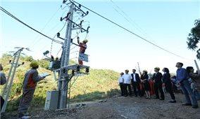 Công ty Điện lực Điện Biên: Hành trình đưa điện về bản vùng cao