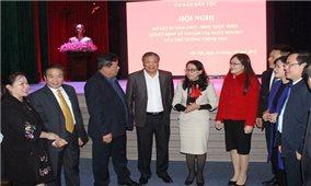 Sơ kết 03 năm thực hiện Quyết định số 1163 của Thủ tướng Chính phủ