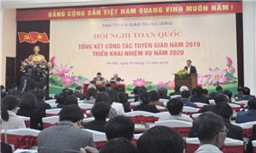 Ngành Tuyên giáo đặt trọng tâm vào tuyên truyền Đại hội Đảng các cấp