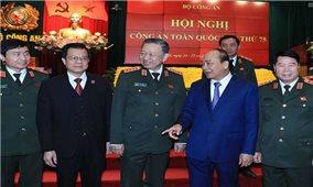 Thủ tướng Nguyễn Xuân Phúc dự Hội nghị Công an toàn quốc