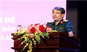 """Hội nghị thông tin chuyên đề """"Tình hình biên giới, hải đảo và chủ trương của Đảng và Nhà nước ta"""