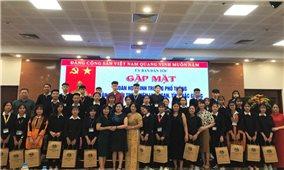 Ủy Ban Dân Tộc: Gặp mặt Đoàn học sinh Trường Phổ thông Dân tộc nội trú huyện Lục Ngạn, tỉnh Bắc Giang