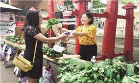 """Phiên chợ Xanh - Tử tế: Huy động nguồn lực cho """"Thư viện về buôn"""""""