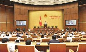 Kỳ họp thứ 8, Quốc hội khóa XIV: Nâng cao hiệu lực, hiệu quả hoạt động của Quốc hội