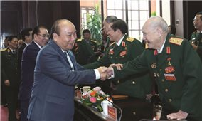 Thủ tướng Nguyễn Xuân Phúc: Mỗi cựu chiến binh phải là nhân tố tích cực trong cộng đồng, xã hội