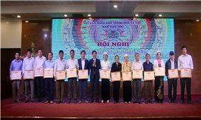 Hà Nội đạt nhiều kết quả trong thực hiện chính sách cho Người có uy tín