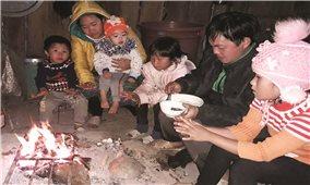Hiểm họa từ việc đốt củi sưởi ấm trong nhà