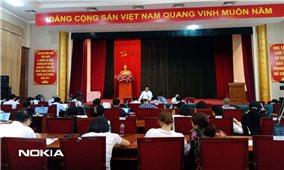 TP. Hà Nội: 9 tháng đầu năm thu hút đầu tư nước ngoài đạt 6,23% USD