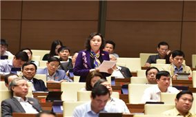 Kỳ họp thứ 8, Quốc hội khóa XIV: Nhìn thẳng vào thực trạng phòng, chống cháy nổ