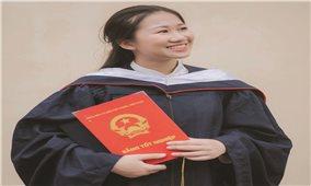 Cô gái Thái ước mơ làm nhà ngoại giao giỏi
