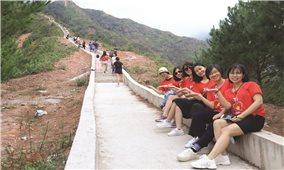 Quảng Ninh: Bảo vệ nâng cao chất lượng rừng gắn với du lịch sinh thái