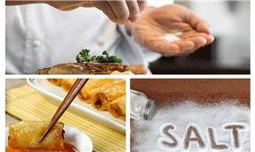 Bộ Y tế kêu gọi người dân giảm nửa lượng muối ăn hằng ngày
