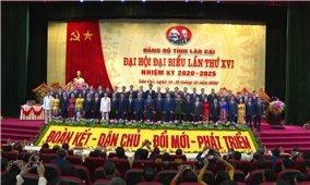 Ông Đặng Xuân Phong được bầu giữ chức Bí thư tỉnh ủy Lào Cai nhiệm kỳ 2020-2025