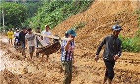 Sạt lở đất – Thiên tai và nhân tai: Mất rừng tự nhiên và cái giá phải trả (Bài 3)