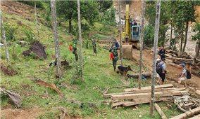 Sạt lở đất – Thiên tai và nhân tai: Nâng cao công tác dự báo, cảnh báo (Bài 4)