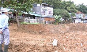 Cao Bằng: Nhiều hộ dân sống trong vùng có nguy cơ sạt lở