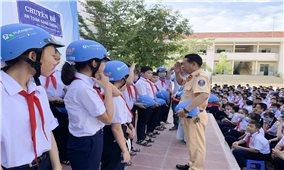 Phú Yên: Nâng cao nhận thức pháp luật cho học sinh miền núi bằng những câu chuyện thực tế