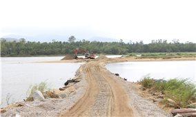 Hoài Nhơn (Bình Định): Nhiều doanh nghiệp khai thác cát phớt lờ chỉ đạo của UBND tỉnh