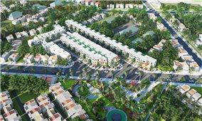Nhà Shophouse Thuận An (Bình Dương) hút dòng vốn bất động sản