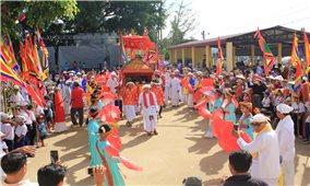 Lễ hội Cambur- tưởng nhớ nữ thần Pô Nagar