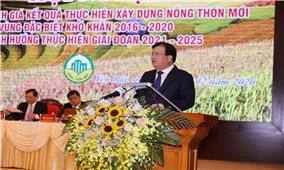 Tổng kết thực hiện xây dựng nông thôn mới vùng đặc biệt khó khăn giai đoạn 2016-2020