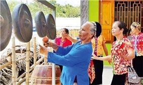 Văn hóa cồng chiêng ở miền Tây xứ Nghệ