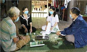 Phòng chống bệnh lao tại Hoà Bình: Chuyển từ phát hiện bị động sang chủ động sàng lọc