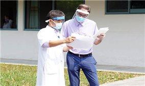 Việt Nam đã chữa khỏi 57 ca COVID-19