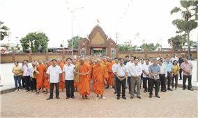 Kiên Giang: Kỷ niệm 46 năm ngày diễn ra cuộc đấu tranh của các sư sãi yêu nước
