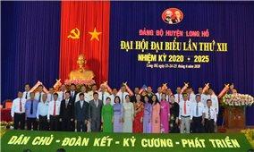Đại hội Đảng bộ huyện Long Hồ nhiệm kỳ 2020 - 2025: Chú trọng phát triển các ngành nghề, lĩnh vực tiềm năng