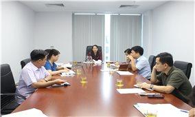 Ủy ban Dân tộc: Họp bàn giải pháp nâng cao chất lượng, hiệu quả công tác thông tin, tuyên truyền